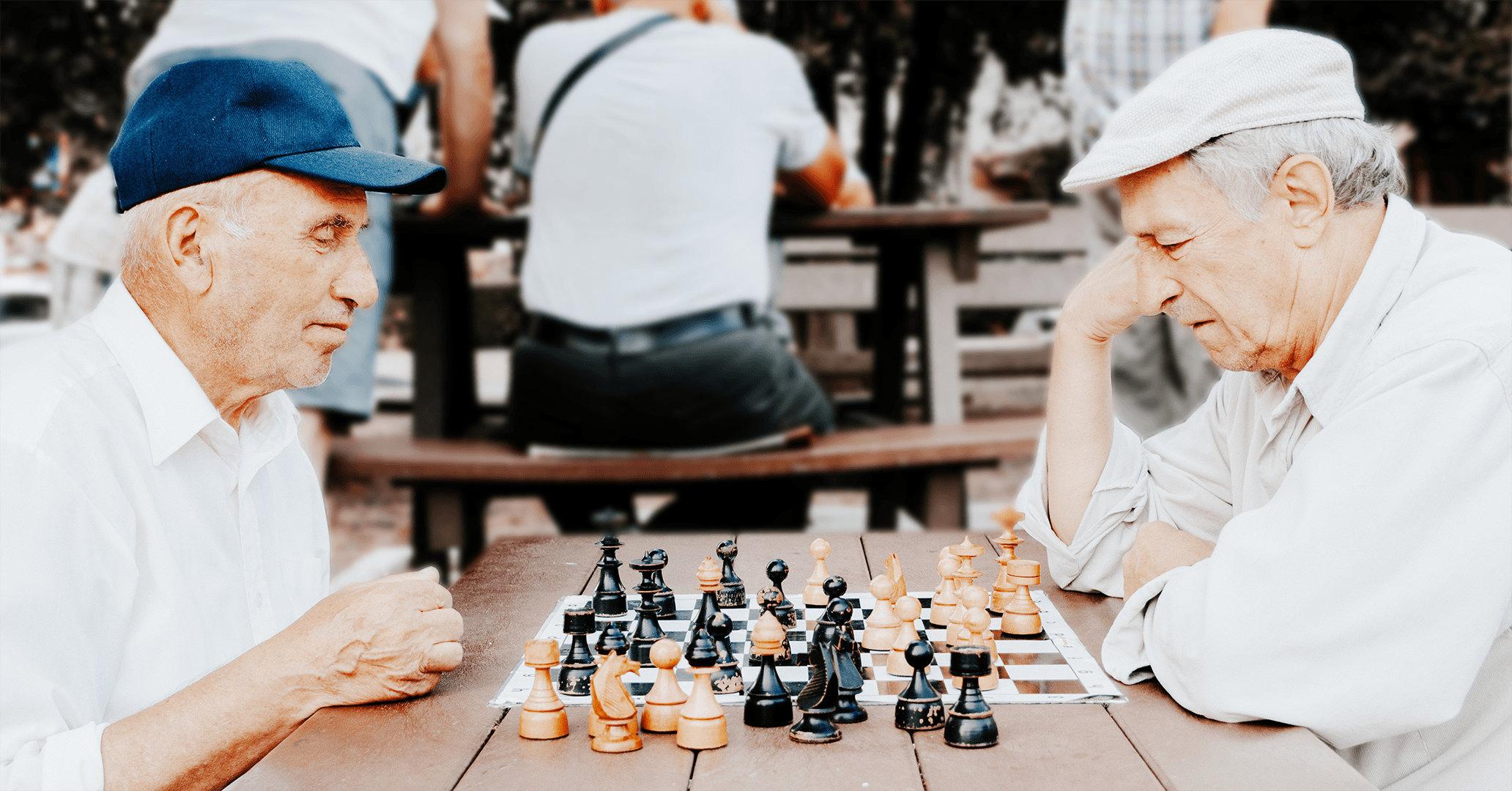 CCH Healthcare Chess - iDesign Branding
