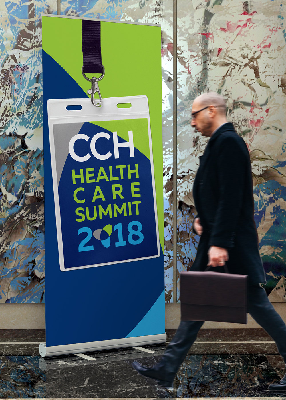 CCH Healthcare Summit - iDesign Branding