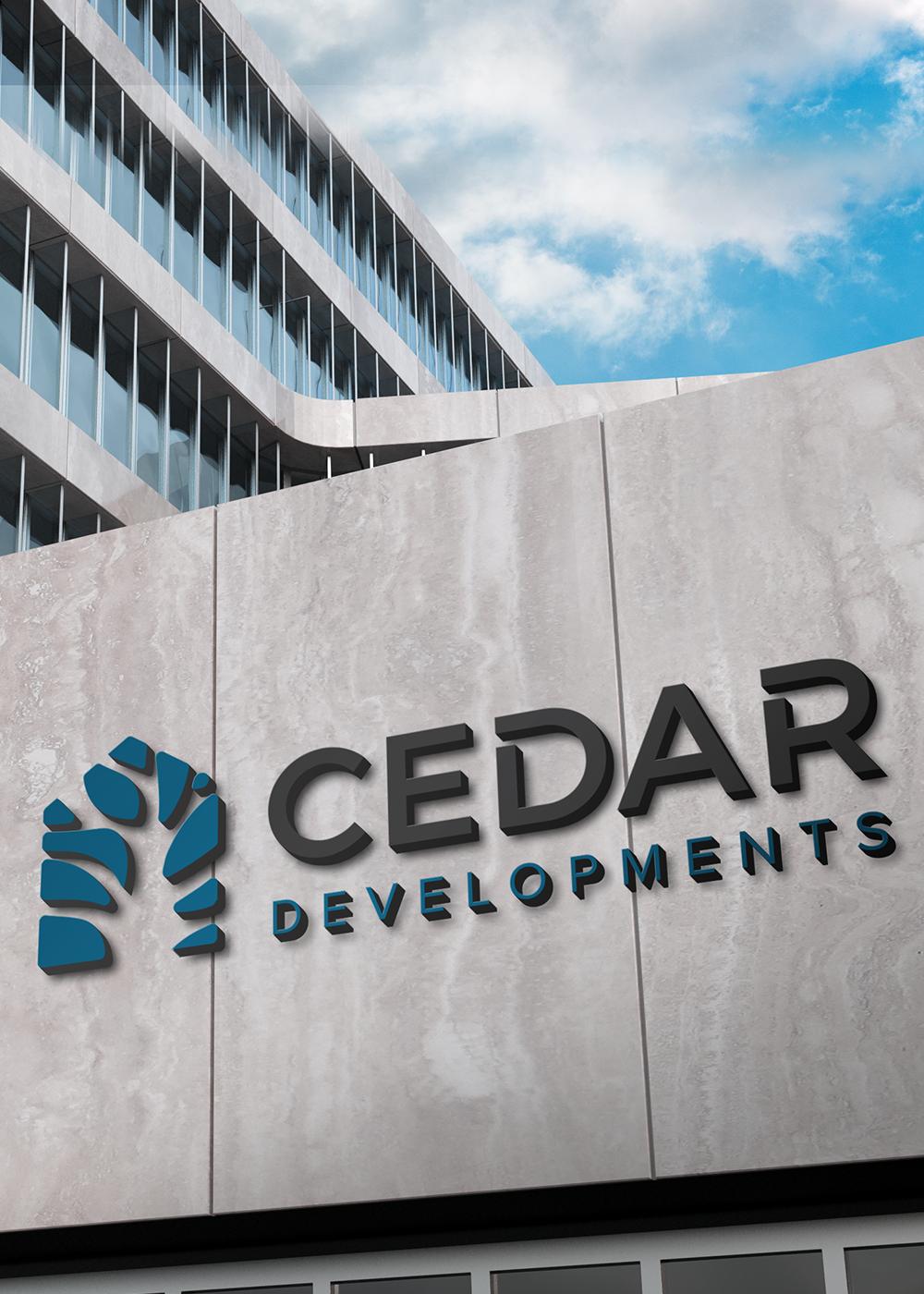 Cedar Developments - iDesign Branding