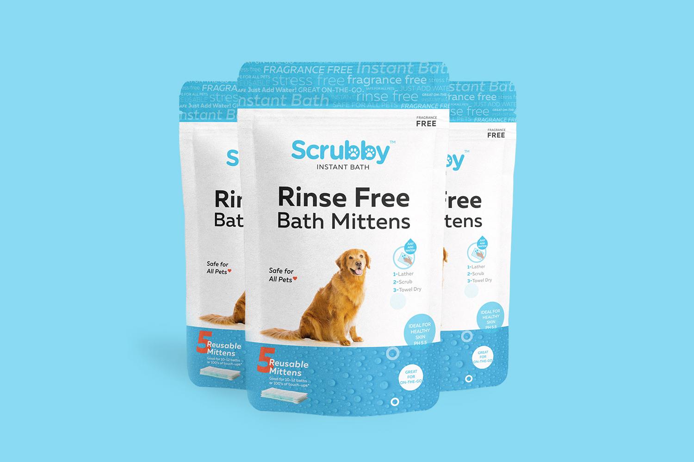 Scrubby Bag - iDesign Branding